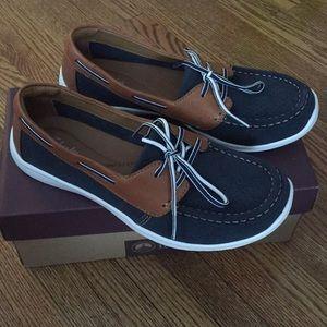 Clark's new dock shoes